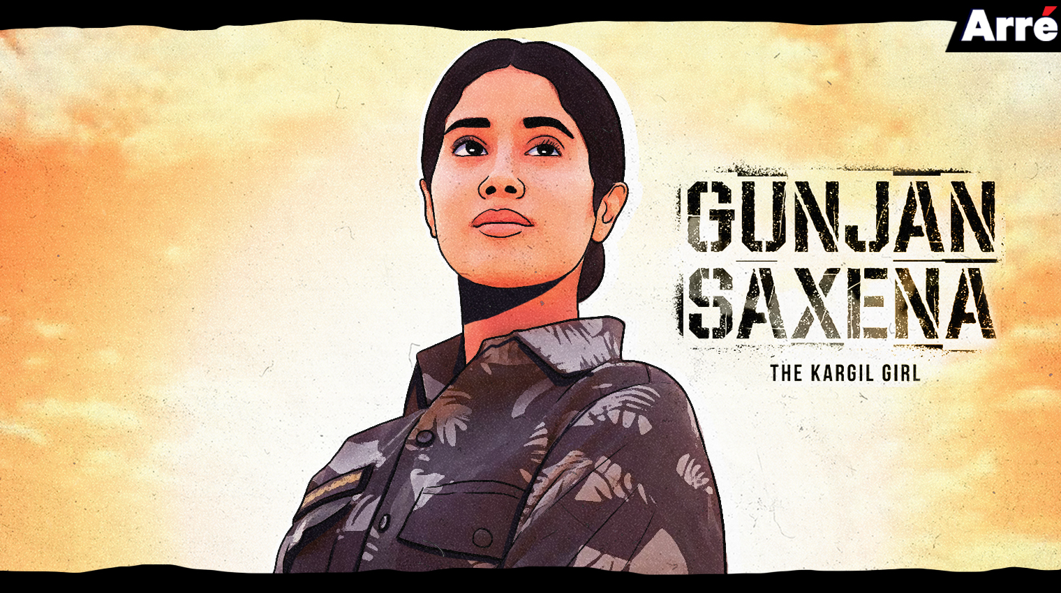 Gunjan Saxena The Kargil Girl Is An Unambitious Biopic