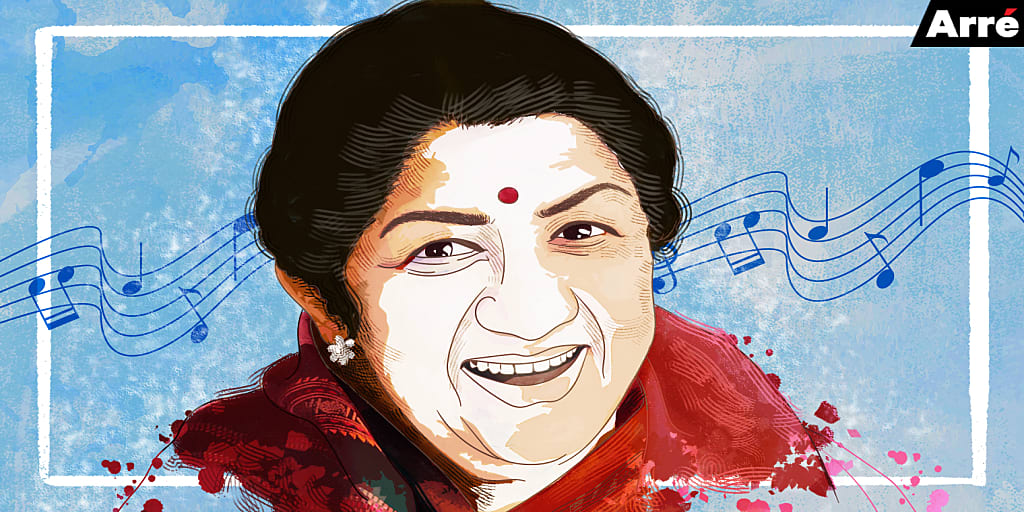 What Lata Mangeshkar Means To Millennials, Who Did Not Grow Up Listening to Her Songs