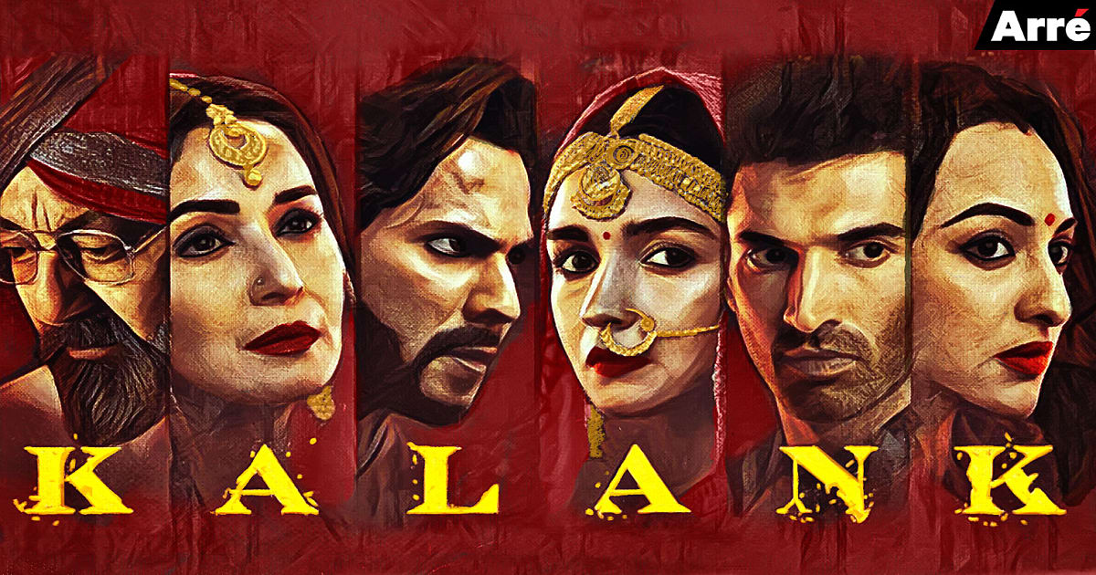 Kalank Review: A Shoddy And Forgettable Big Budget Period Film