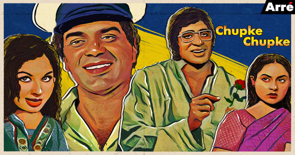 45 Years of Chupke Chupke: Parimal Tripathi & Family Are the Perfect Antidote to Our Lockdown Blues