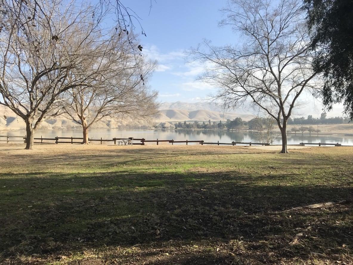 Lake Ming Hilltop Area