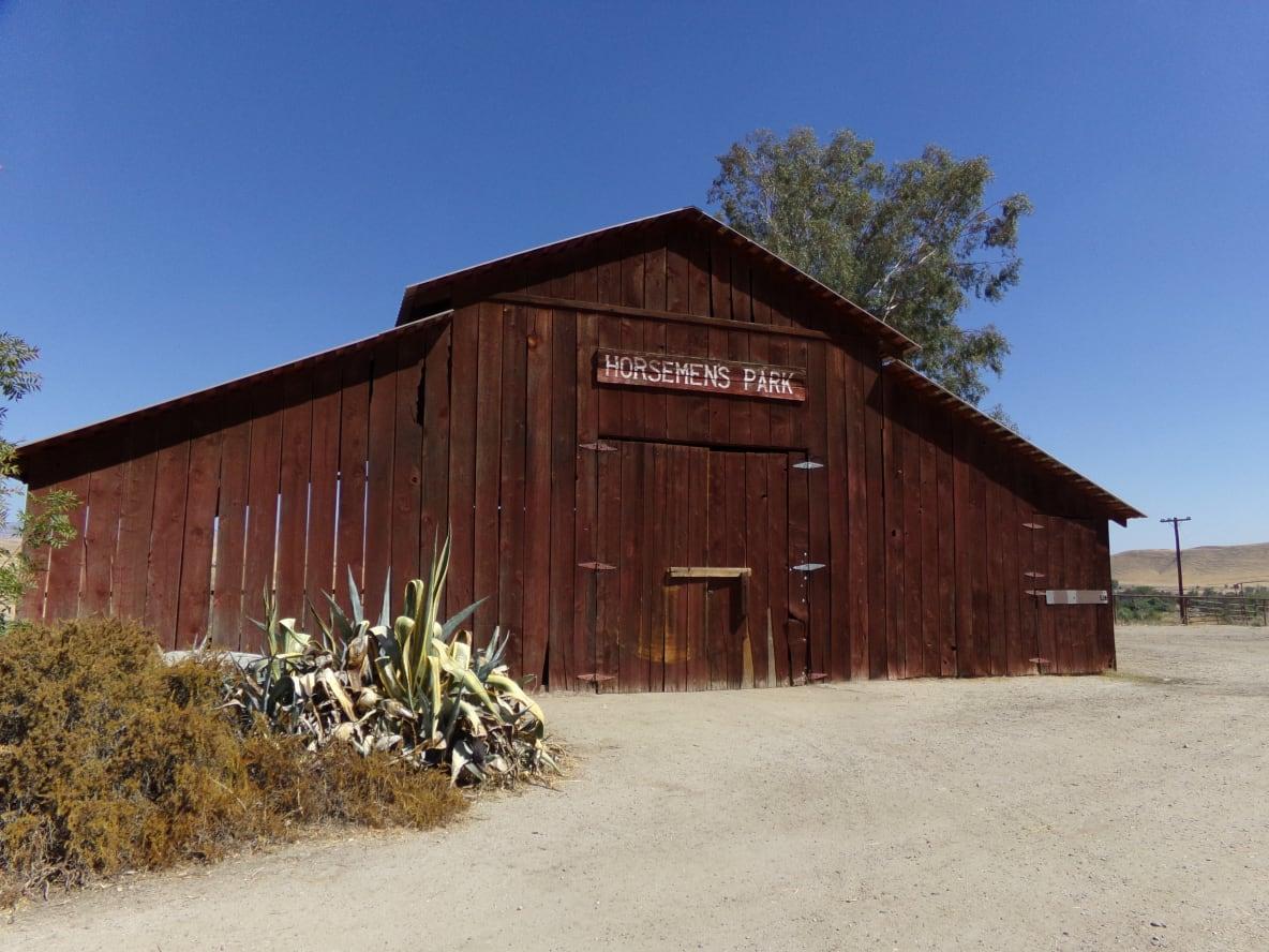 The Barn at Hart Park