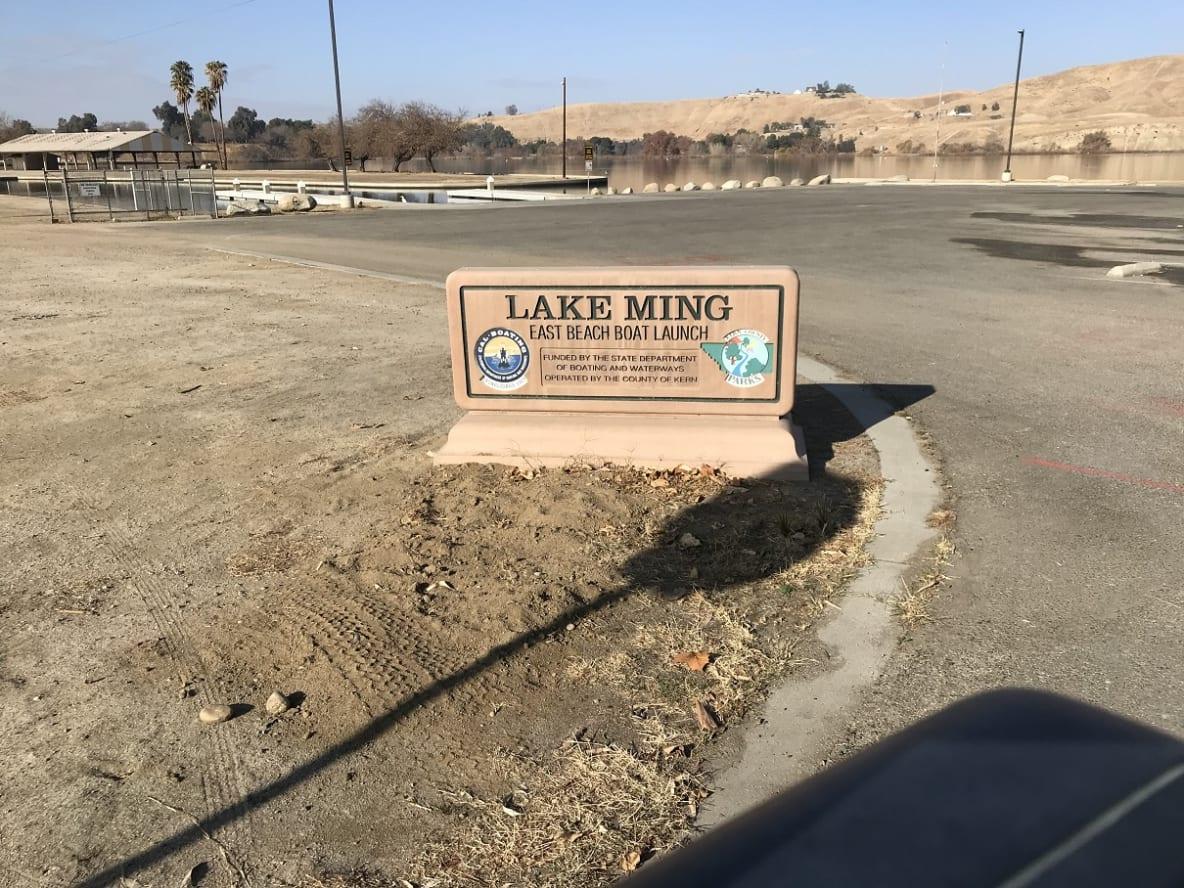 Lake Ming Boating