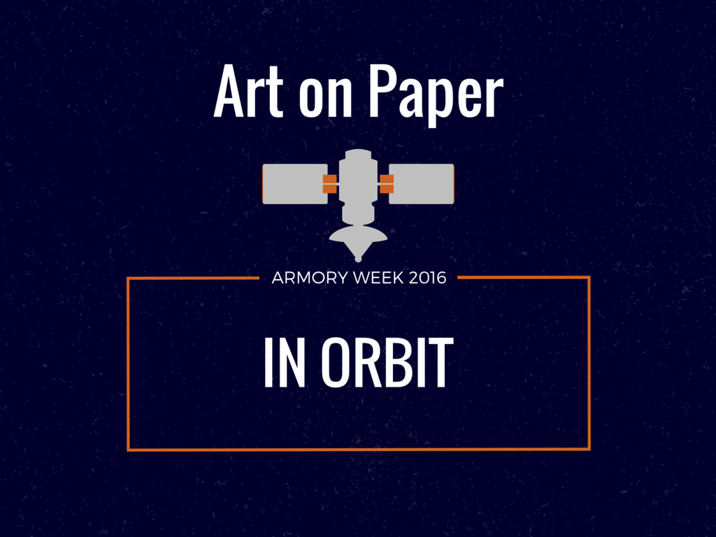 In Orbit: Art on Paper
