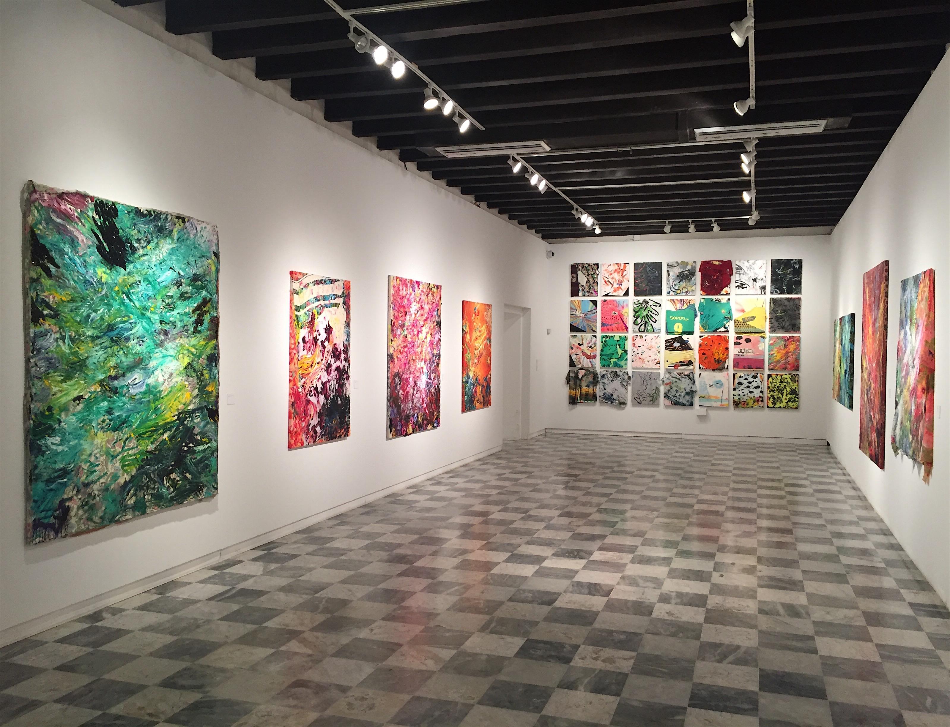 Exhibition Spotlight: Sebastian Vallejo at Antiguo Arsenal de la Marina Española