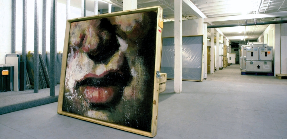 artbinder. art storage 2