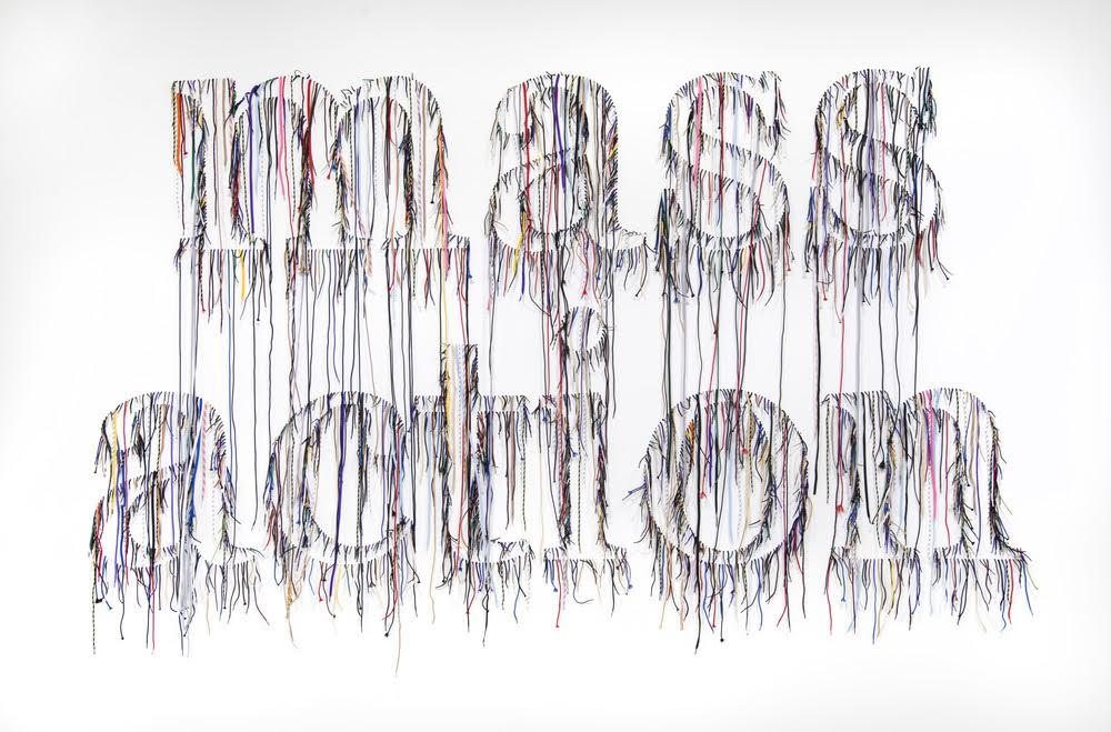 Ward, Nari, Mass Action. Courtesy of the Artist and Lehmann Maupin, New York and Hong Kong.