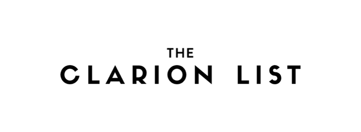 Featured: The Clarion List