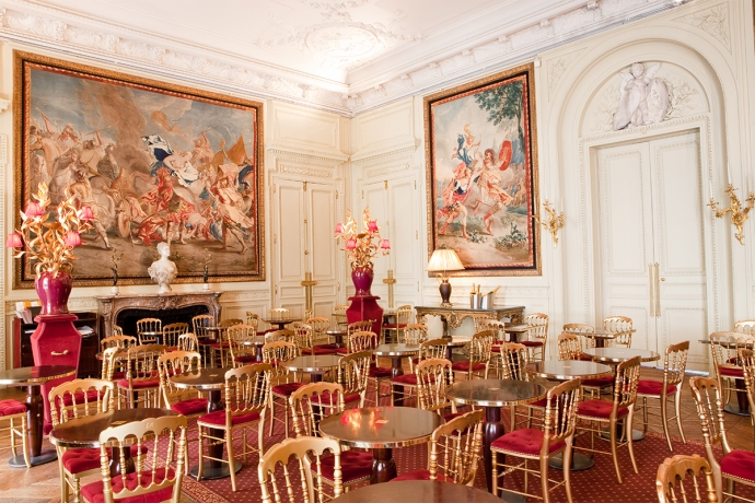 The Café Jacquemart-André Paris, France