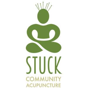 Stuck Community Acupuncture logo
