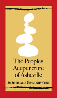 The People's Acupuncture of Asheville logo