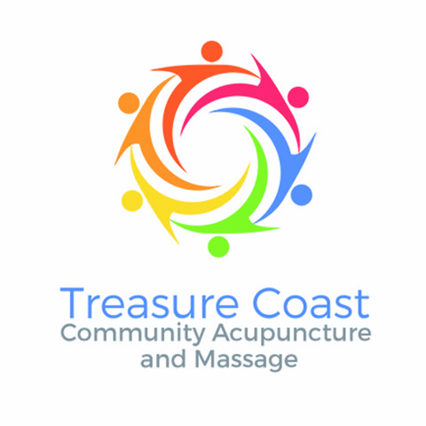 Treasure Coast Community Acupuncture logo