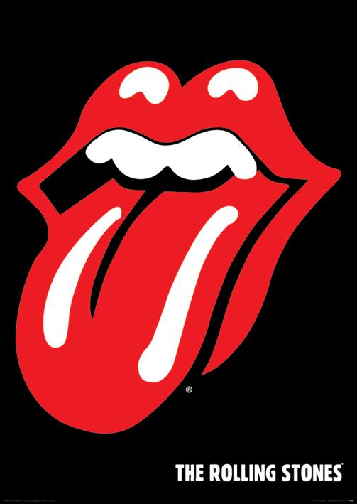 Rolling Stones Portrait Poster