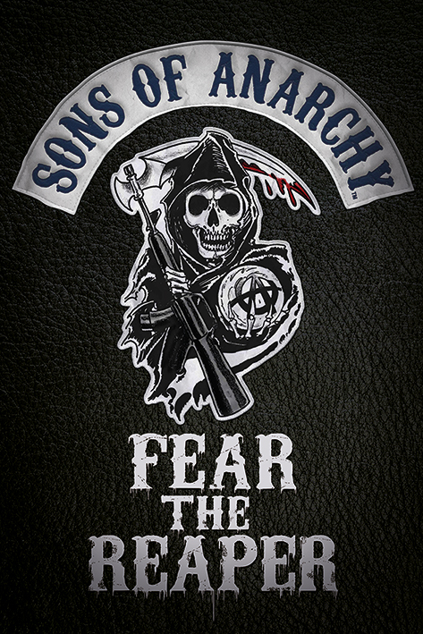 Sons of Anarchy: Fear the Reaper Portrait Poster