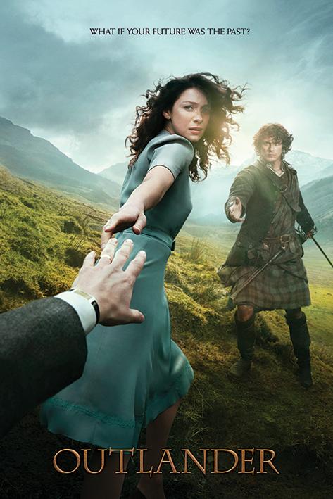 Outlander: Reach Portrait Poster