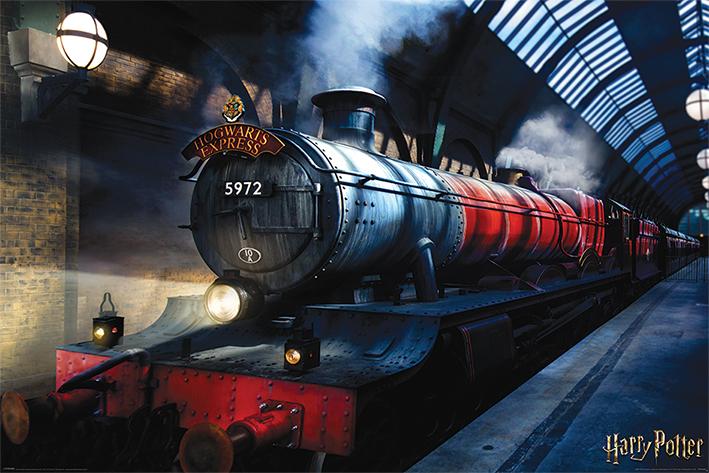 Harry Potter: Hogwarts Express Landscape Poster