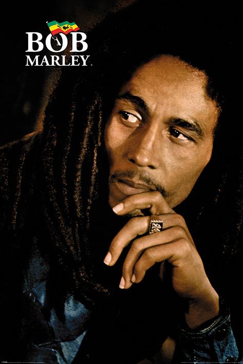Bob Marley: Legend Portrait Poster