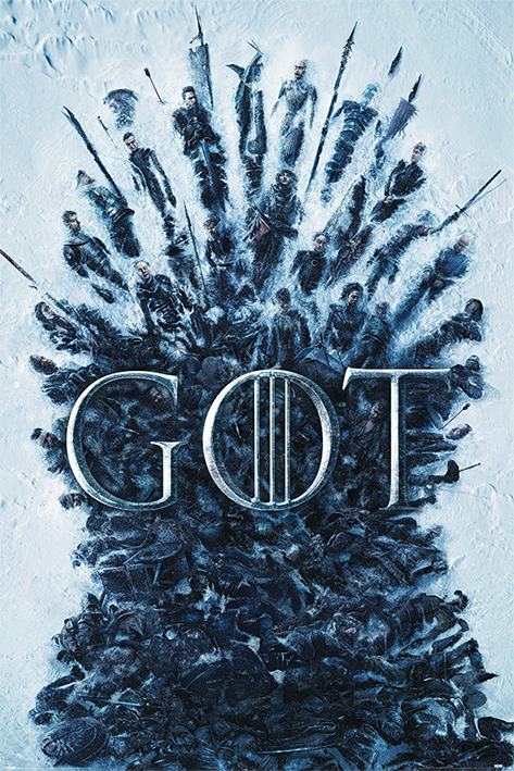 Game of Thrones: Throne Of The Dead Portrait Poster