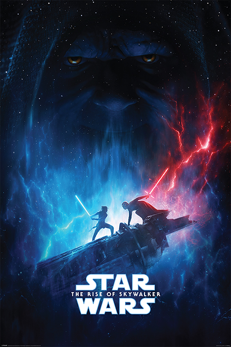 Star Wars: The Rise of Skywalker (Galactic Encounter) Portrait Poster