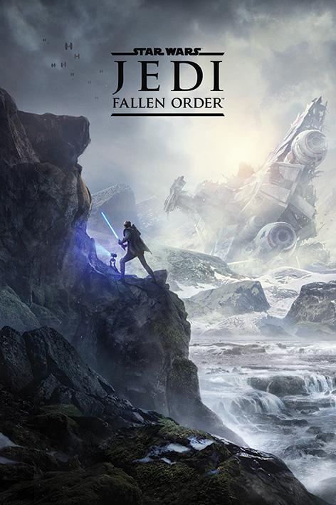 Star Wars: Jedi Fallen Order Portrait Poster