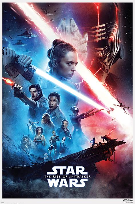 Star Wars: Rise Of Skywalker (Saga) Portrait Poster