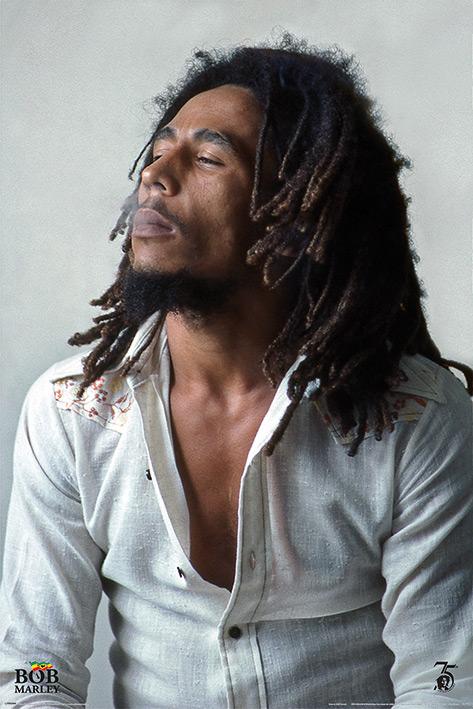 Bob Marley: Redemption Portrait Poster