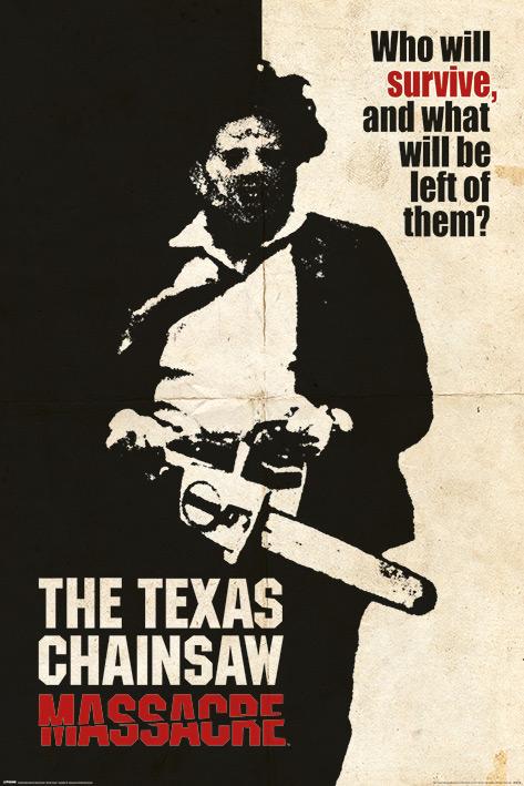 Texas Chainsaw Massacre: Who Will Survive? Portrait Poster