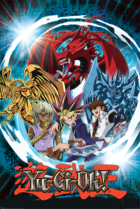 Yu-Gi-Oh! Unlimited Future Portrait Poster