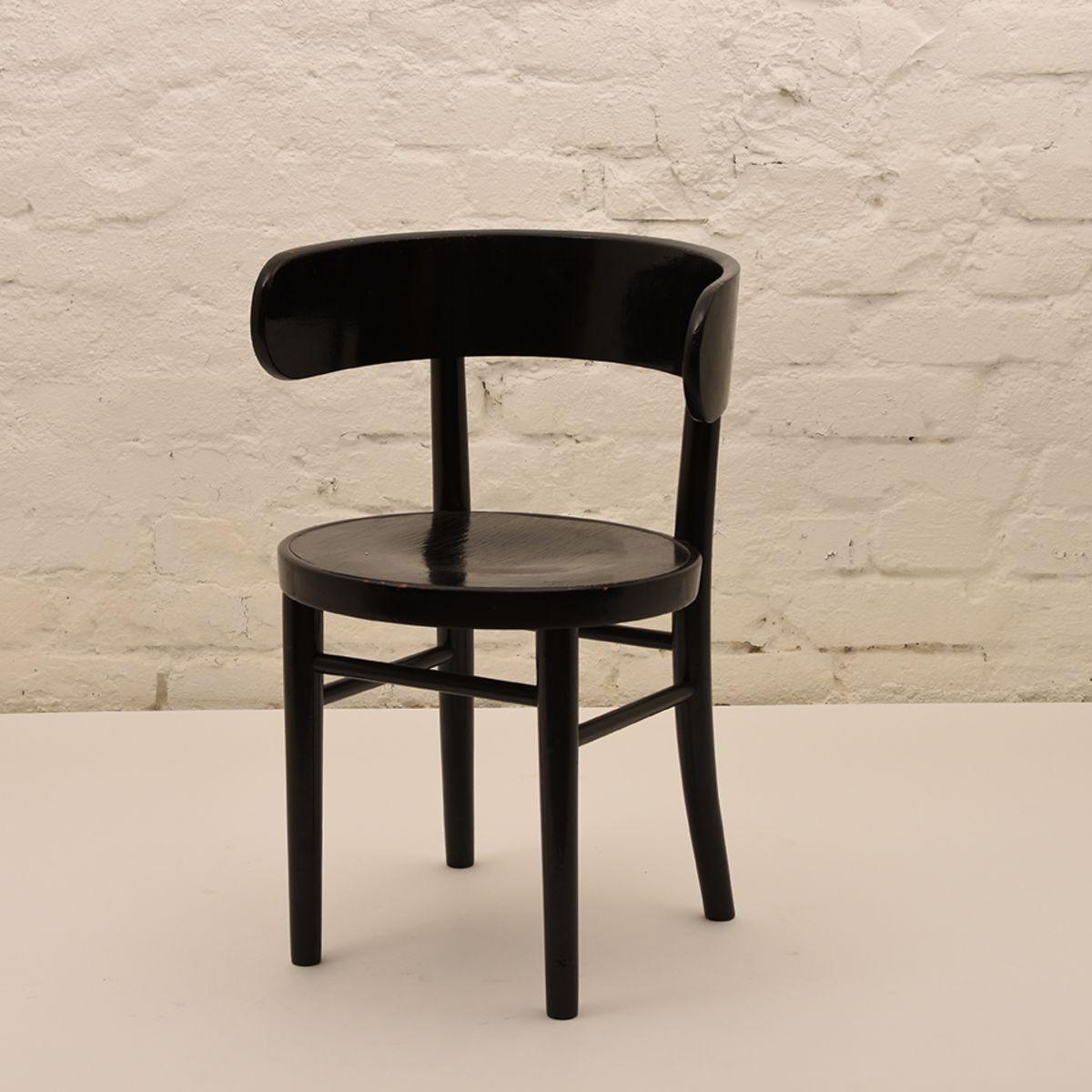 Werner-West_Side-Chair-Black