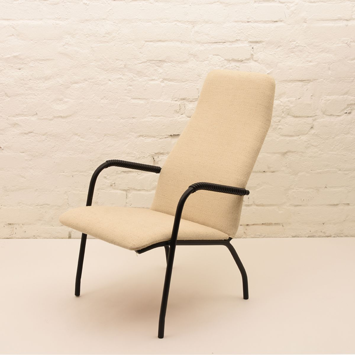 Painted-Tubular-Steel-Chair