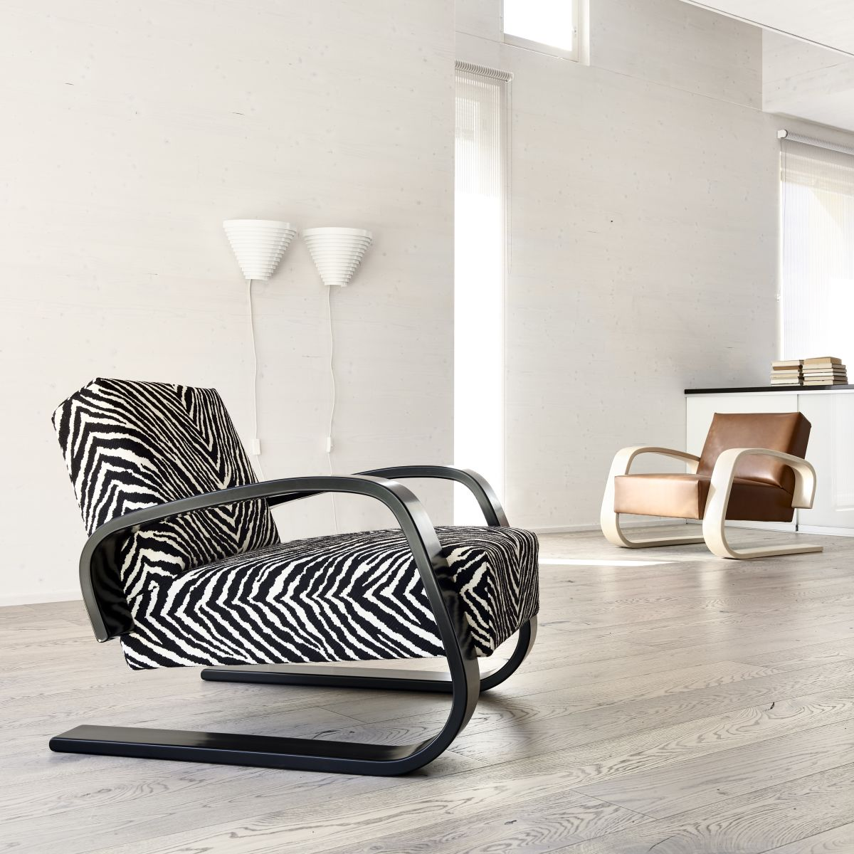 Artek_400_Armchair_A910_Wall_Light_Sameli_Rantanen_8