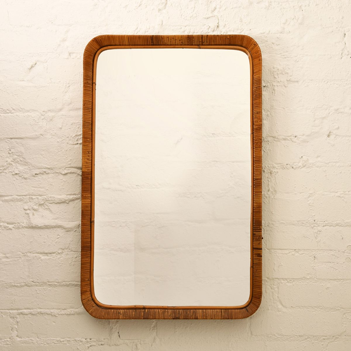 Rattan-Mirror-Rectangular