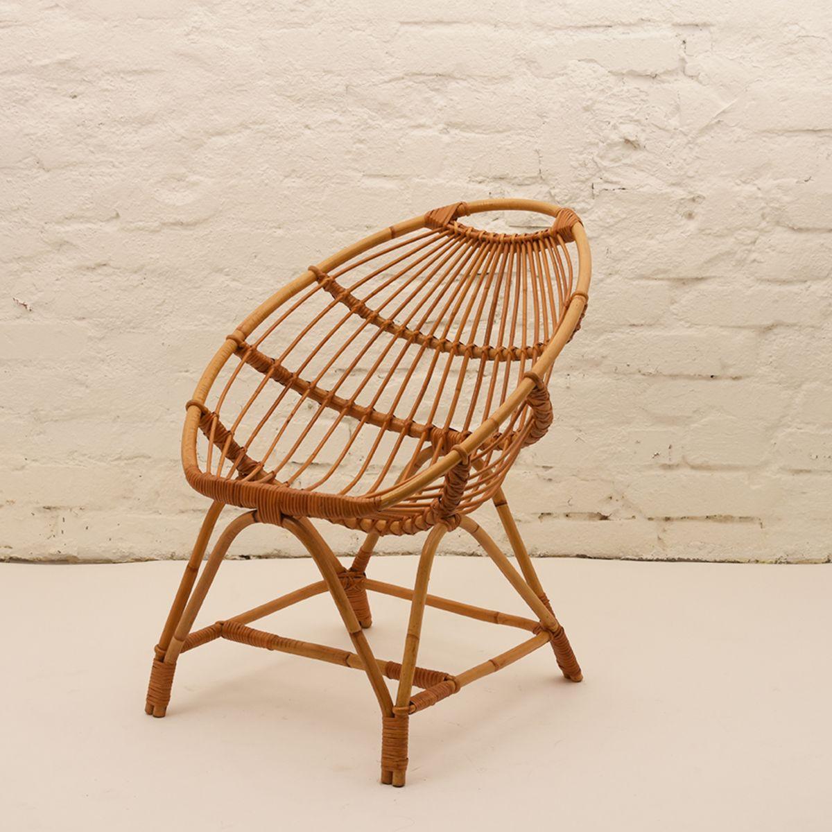 Rattan-Chair