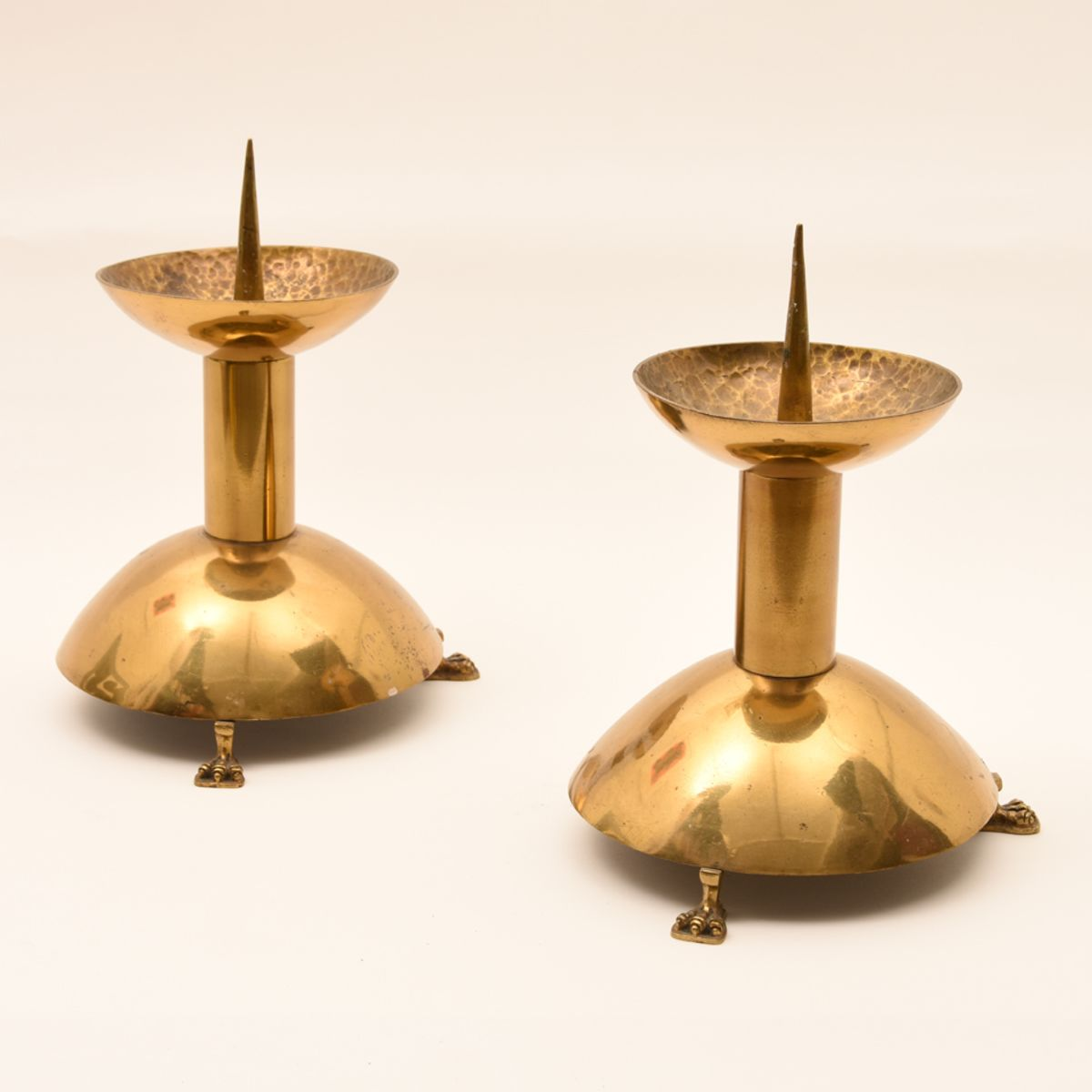 Brass-Candlesticks