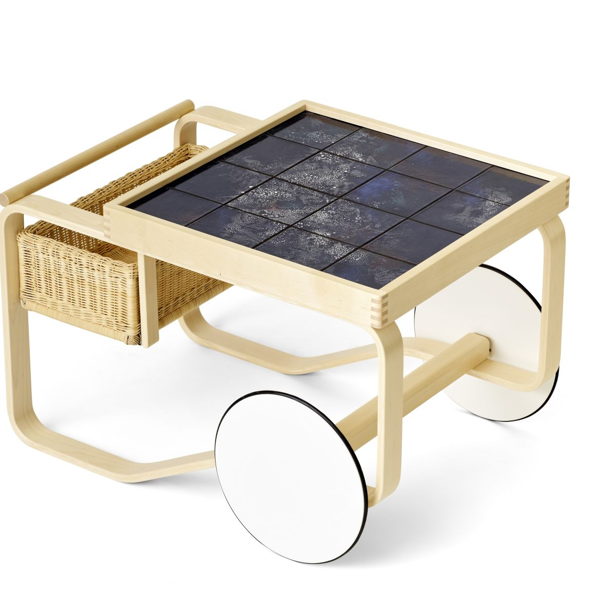 Tea Trolley 900 Universe Artek Heath
