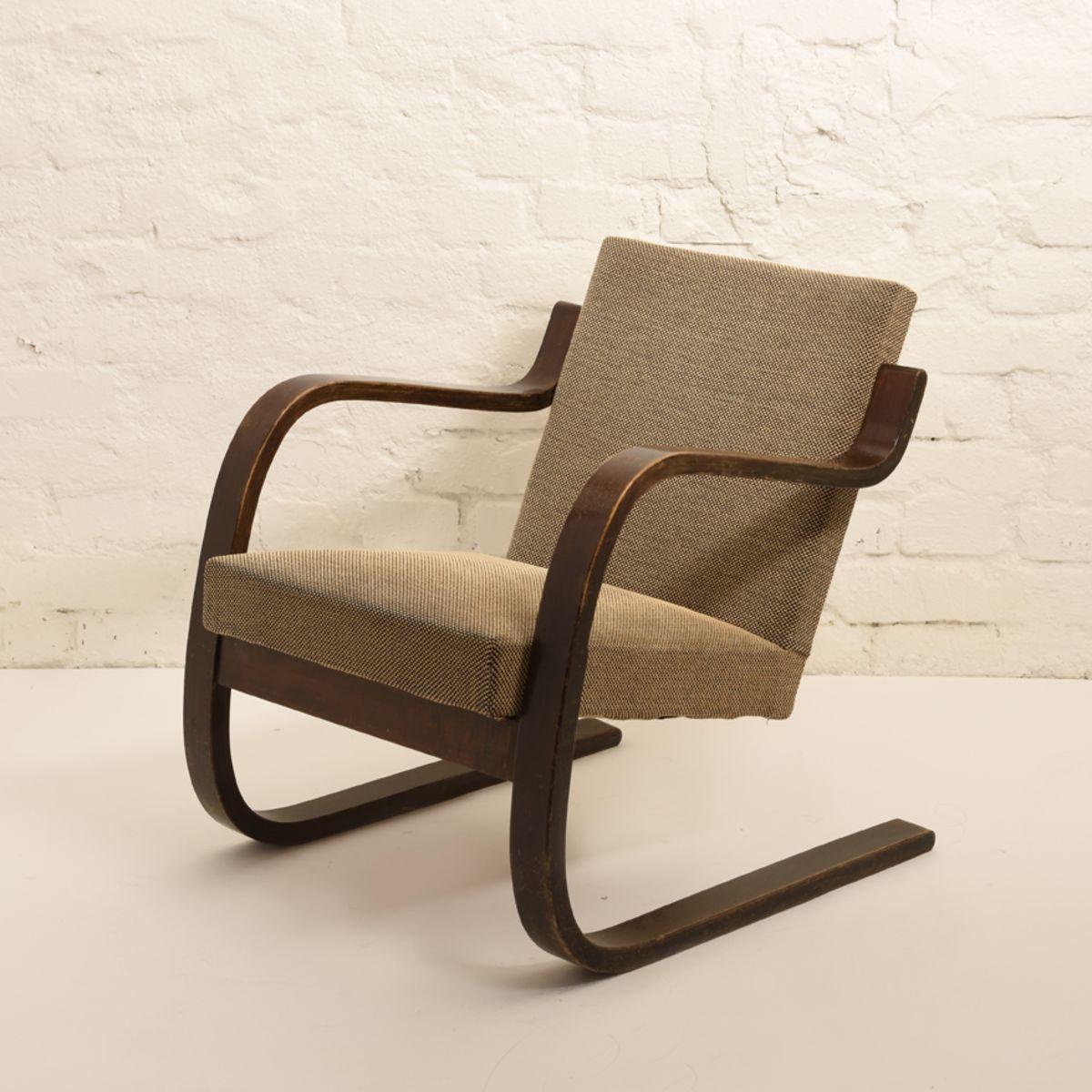 Alvar Aalto Armchair 402 F