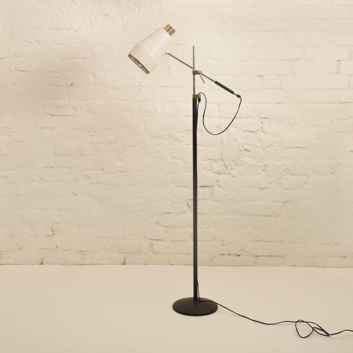 Viljo Hirvonen Valaistustyo Floor Lamp