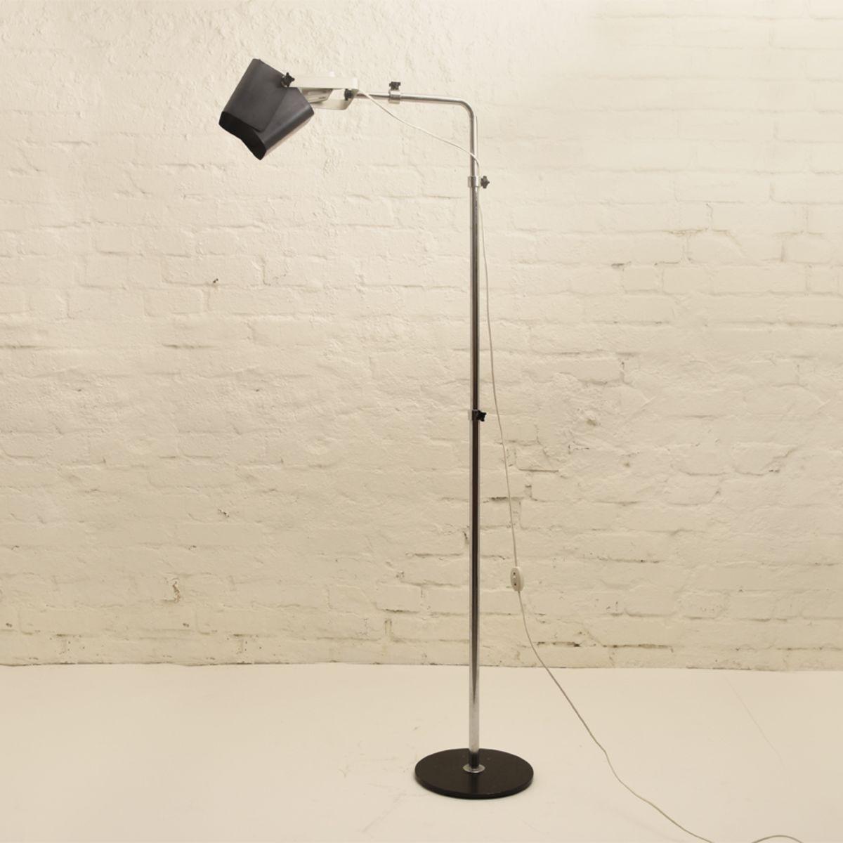 Yrjo Kukkapuro Haimi Floor Lamp