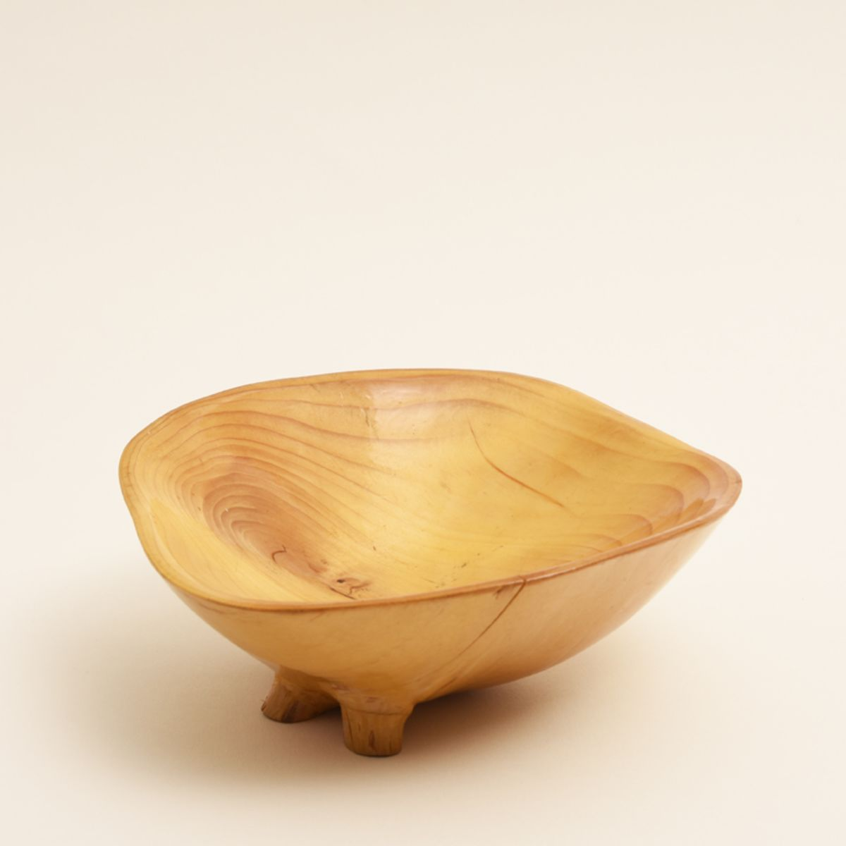 Anonymous Burl Dish