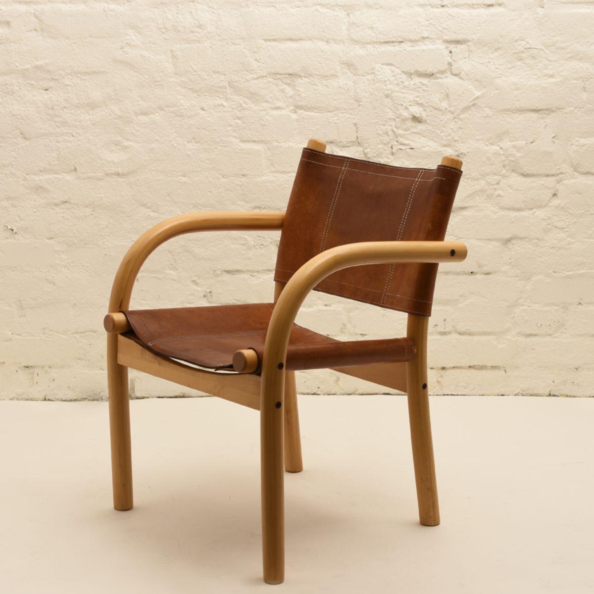 Ben Af Schultén Safari Chair Congnac