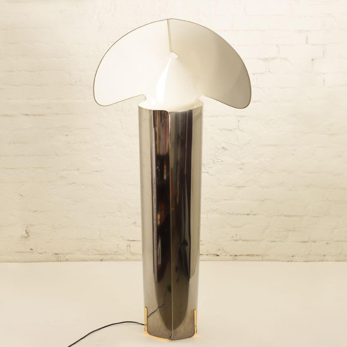 Bellini-Mario_Chiara-floor-lamp