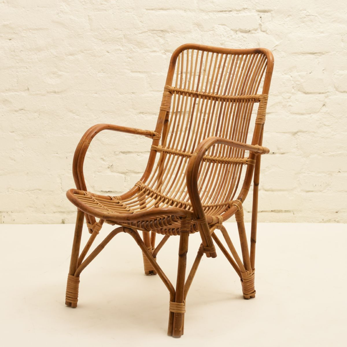 Anonymous_Rattan-Armchair