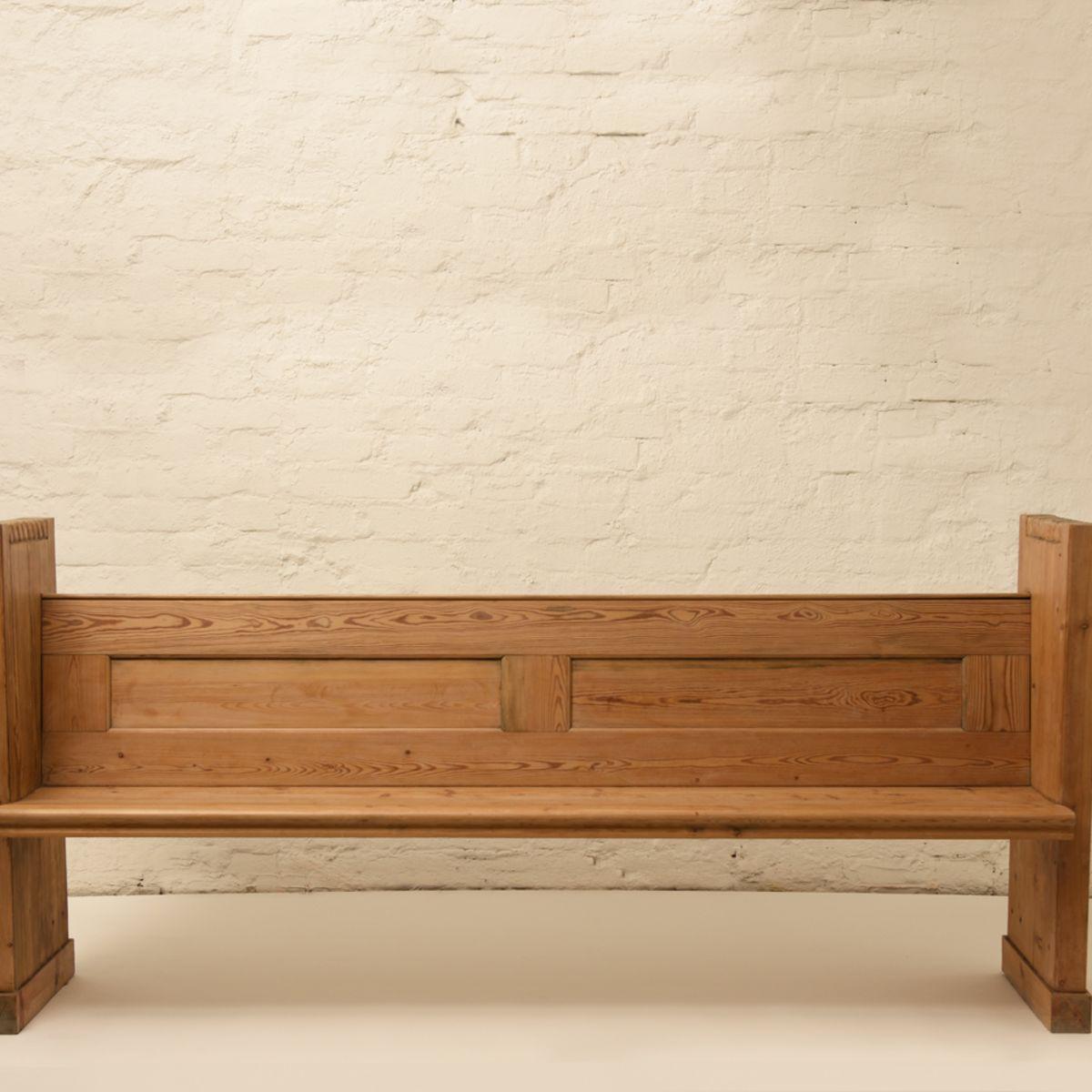 Anonymous_Church-bench