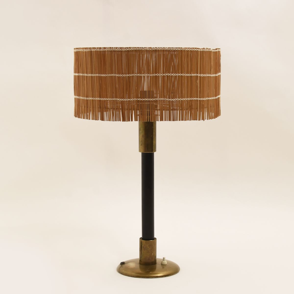 Anonymous-Wooden-Shade-Table-Lamp