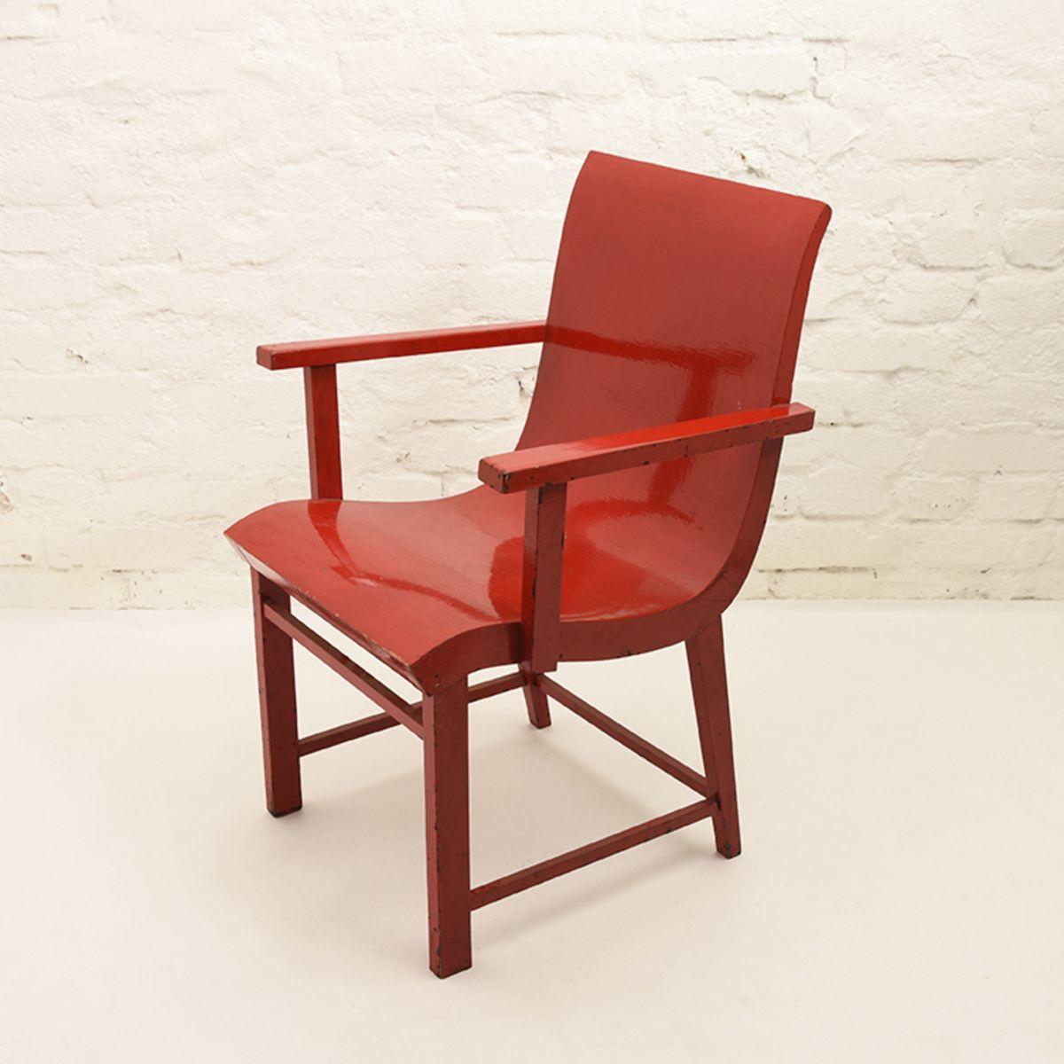 Toivonen-Eevert-Red-Armchair