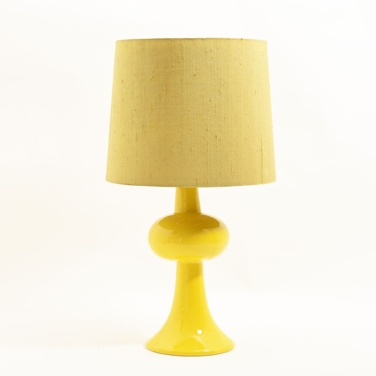 Anonymous-Bright-Yellow-Ceramic-Lamp