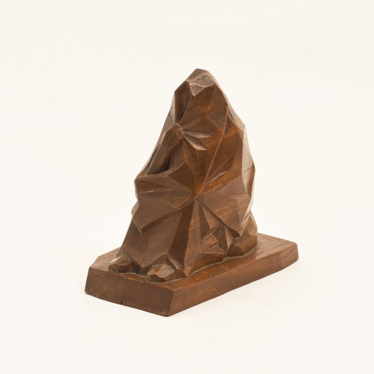 Wooden-Sculpture-1970