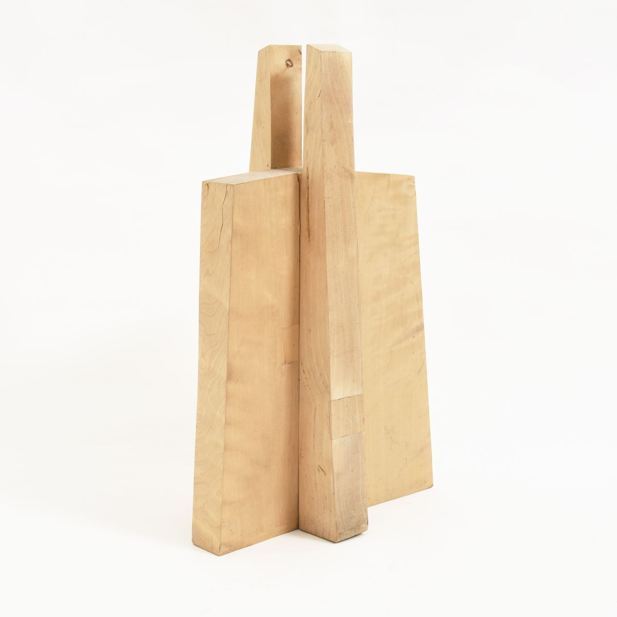 Anonymous-Wooden-Archtectural-Sclupture