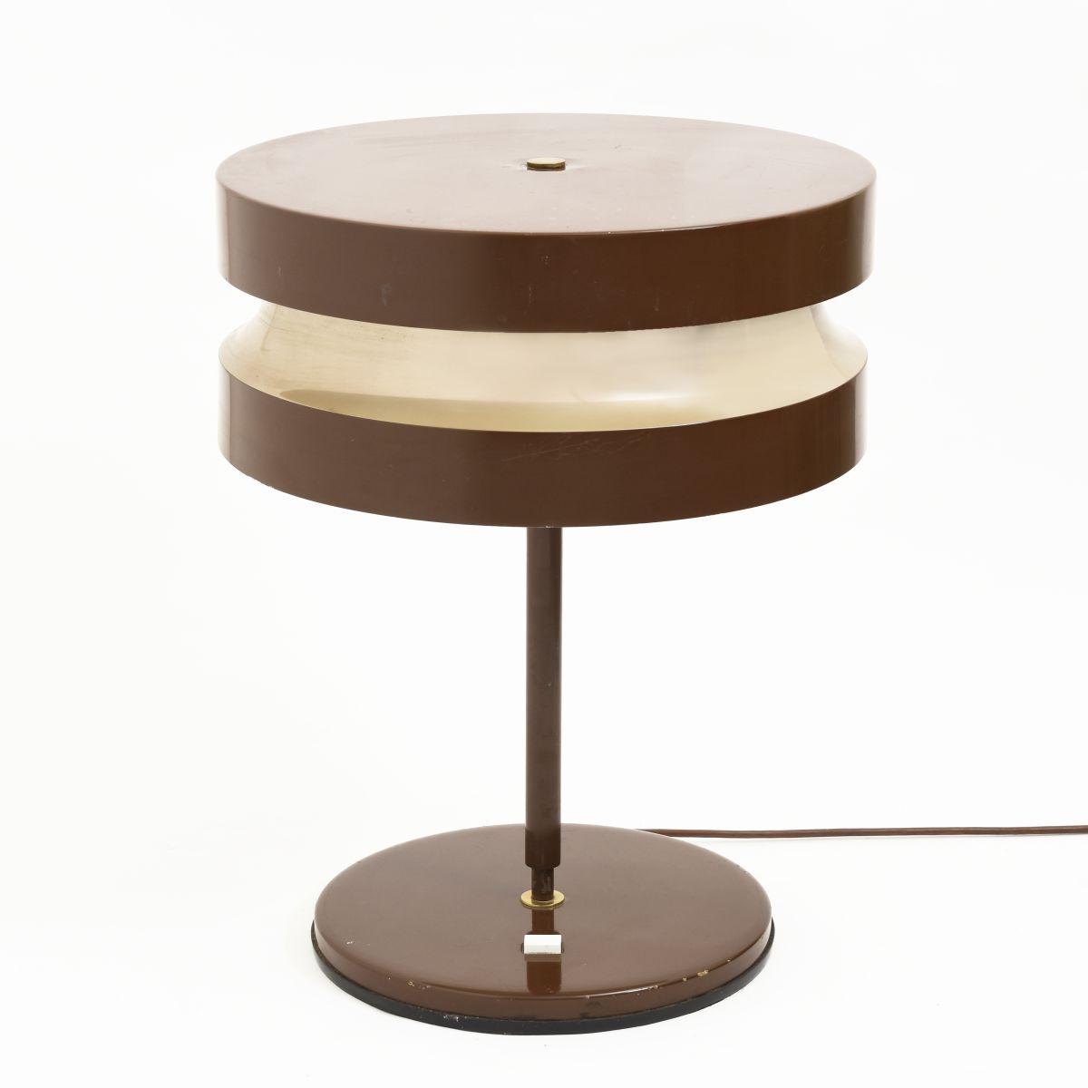 Johansson-Pape-Lisa-Table-Lamp-Chocolate