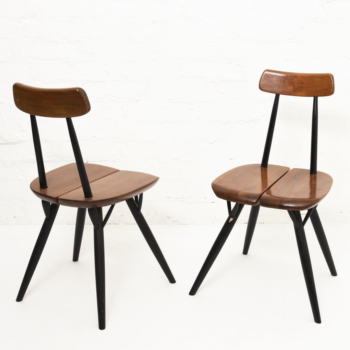 Tapiovaara-Ilmari-Pirkka-Chair-6set